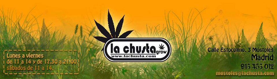 lachusta.com – Tu Grow Shop de cultivo situado en Móstoles (Madrid).