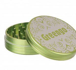 grinder dos partes greengo